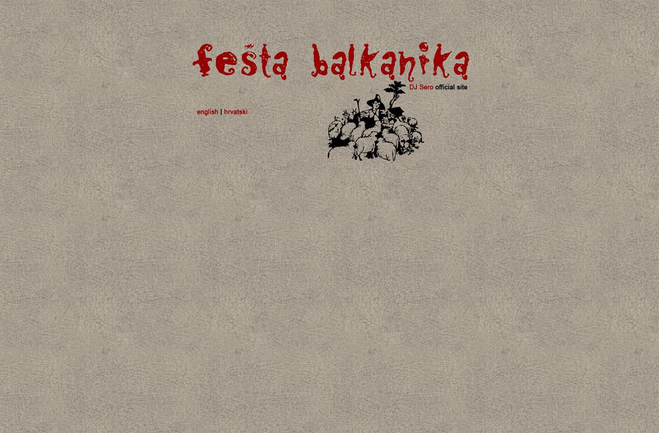 DJ Sero - Feshta Balkanika