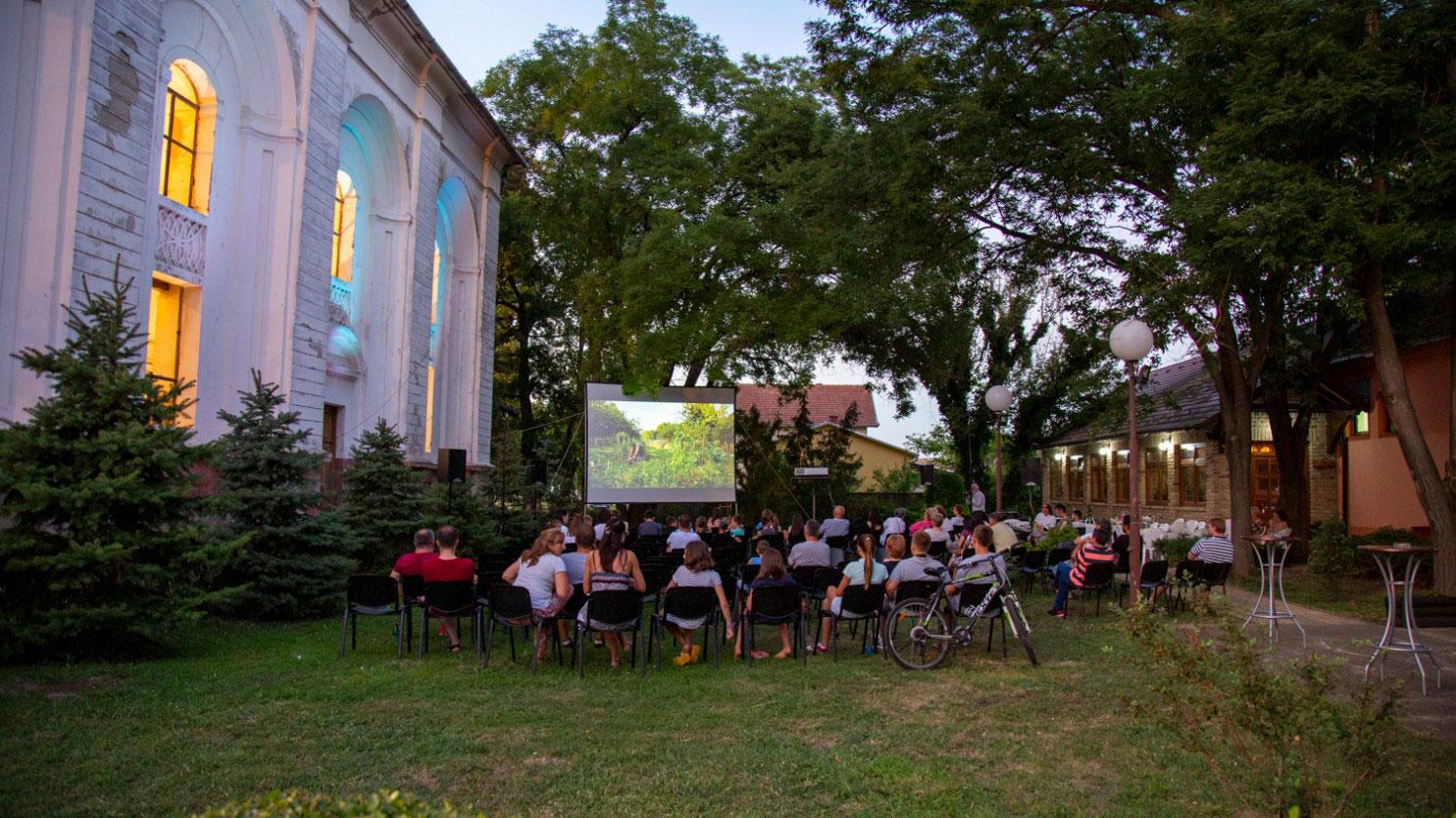 Lernji bioskop Maglić